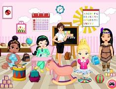 Baby Princesses Play School