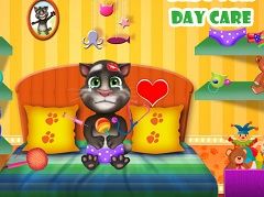 Baby Talking Tom Care