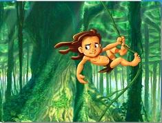 Baby Tarzan Puzzle