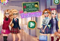 Back to School Fashionistas