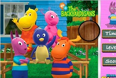Backyardigan's Hidden Stars