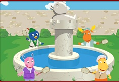 Backyardigans Cleaning Mission
