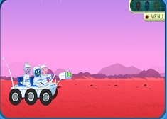Backyardigans on Mars