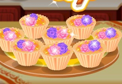 Baked Gourmet Cupcakes