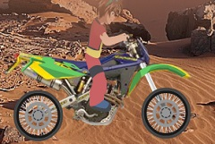 Bakugan Desert Race