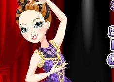 Ballet Holly O Hair