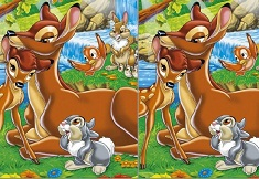 Bambi Differences