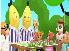 Bananas in Pyjamas Puzzle