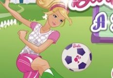 Barbie a Sports Star