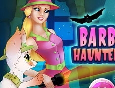 Barbie and Haunted Castle