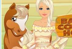 Barbie and the Country Horse