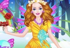 Barbie Angel Wings