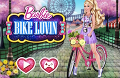 Barbie Bike Luvin