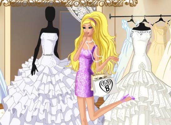Barbie Bride Dress