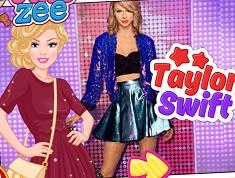 Barbie Celebrity Fangirl