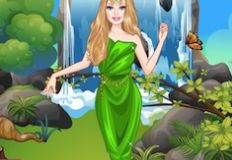 Barbie Earth Princess