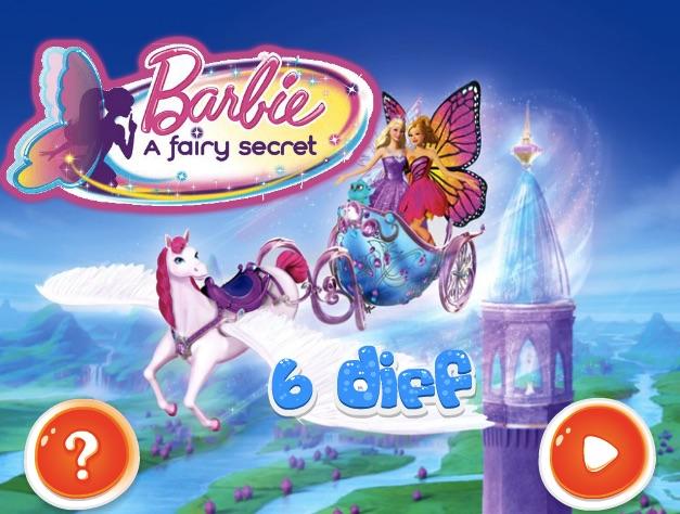 Barbie Fairy 6 Diff