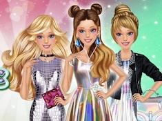 Barbie Futuristic Outfit