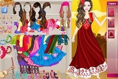 Barbie Gipsy Princess