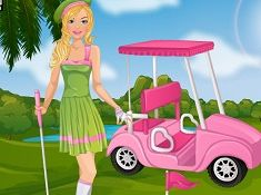 Barbie Golf
