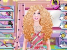 Barbie Hairstyle Studio