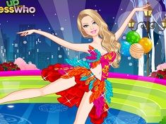 Barbie Ice Dancer