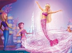 Barbie in a Mermaid Tale 2 Spot the Numbers