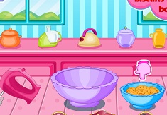 Barbie Jelly Swirl Cheesecake Slice