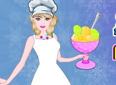 Barbie Key Lime Pie Ice Cream