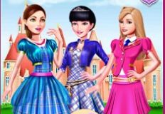 Barbie Life of Charm School
