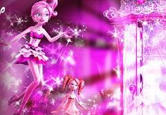 Barbie Magical Dress