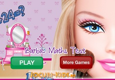 Barbie Maths Test