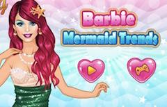 Barbie Mermaid Trends