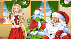 Barbie Perfect Christmas
