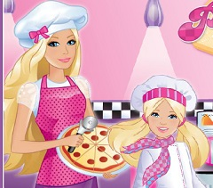 Barbie Pizza Presto