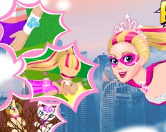 Barbie Princess Power Rescue