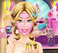 Barbie Real Bride Makeover