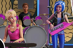 Barbie Rock N Royal Hidden Objects