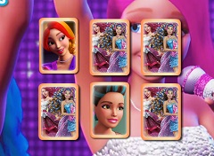 Barbie Rock N Royal Memory