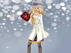 Barbie Russian Winter