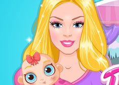 Barbie S Baby DIY Nursery