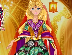 Barbie Salwar