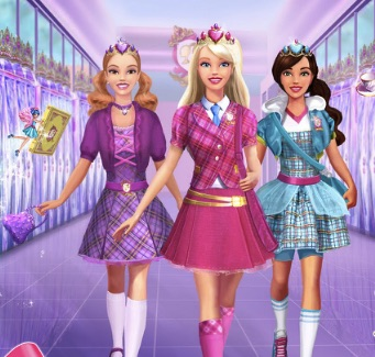 Barbie School Uniform