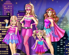 Barbie Sisters Super Power