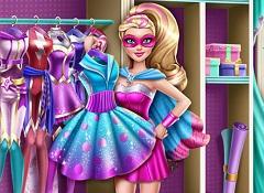 Barbie Super Powers Closet