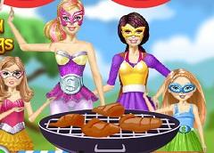 Barbie Superhero and…