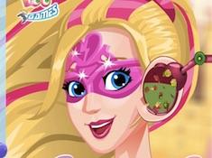Barbie Superhero Ear Problems
