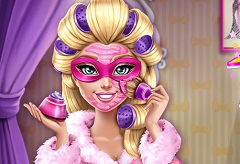 Barbie Superhero Real Makeover