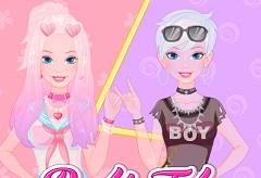 Barbie Tokyo Kawaii vs Street