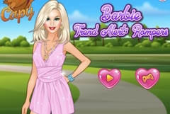 Barbie Trend Alert Rompers
